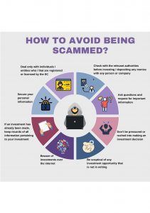 SC : How to Avoid Being Scammed?
